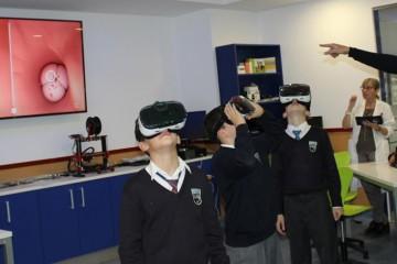El colegio Europeo de Madrid y la escuela infantil Bebín y celebran 25 años con una jornada de puertas abiertas