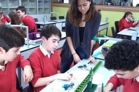 peleteiro web 480x320 - Alumnas de alta cualificación del Massachussets Institute of Technology comparten su experiencia con estudiantes del colegio Manuel Peleteiro