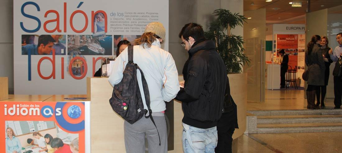 salon de los idiomas web - El Salón de los Idiomas de ASEPROCE tendrá lugar en Madrid del 10 al 12 de febrero