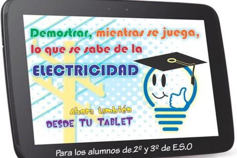 unesa web 480x320 - Participa en el VIII concurso Conoce tu Electricidad de UNESA