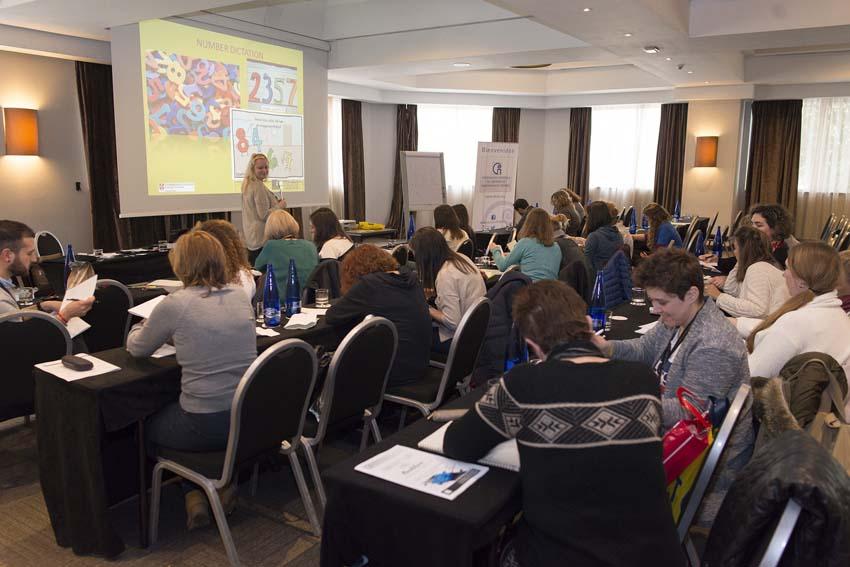 LOL7814 - Más de doscientos representantes de la enseñanza privada de idiomas se reunieron el Congreso de FECEI