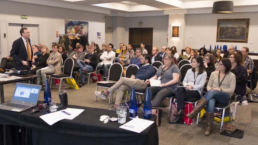 LOL7831 - Más de doscientos representantes de la enseñanza privada de idiomas se reunieron el Congreso de FECEI