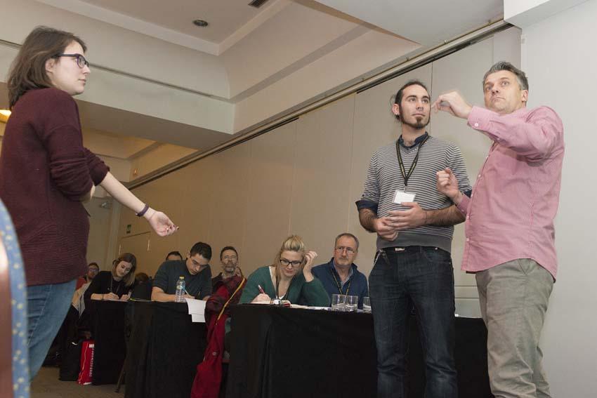 LOL7866 - Más de doscientos representantes de la enseñanza privada de idiomas se reunieron el Congreso de FECEI