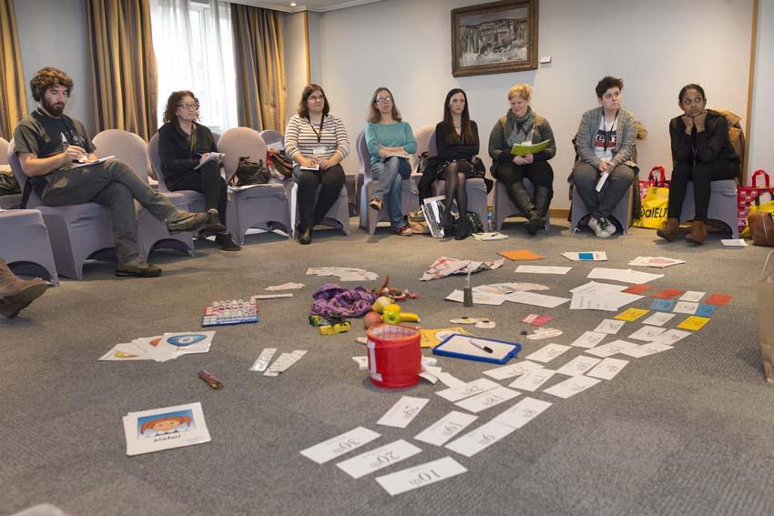 LOL7938 - Más de doscientos representantes de la enseñanza privada de idiomas se reunieron el Congreso de FECEI