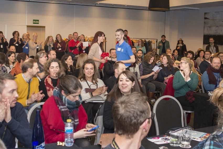 LOL7984 - Más de doscientos representantes de la enseñanza privada de idiomas se reunieron el Congreso de FECEI