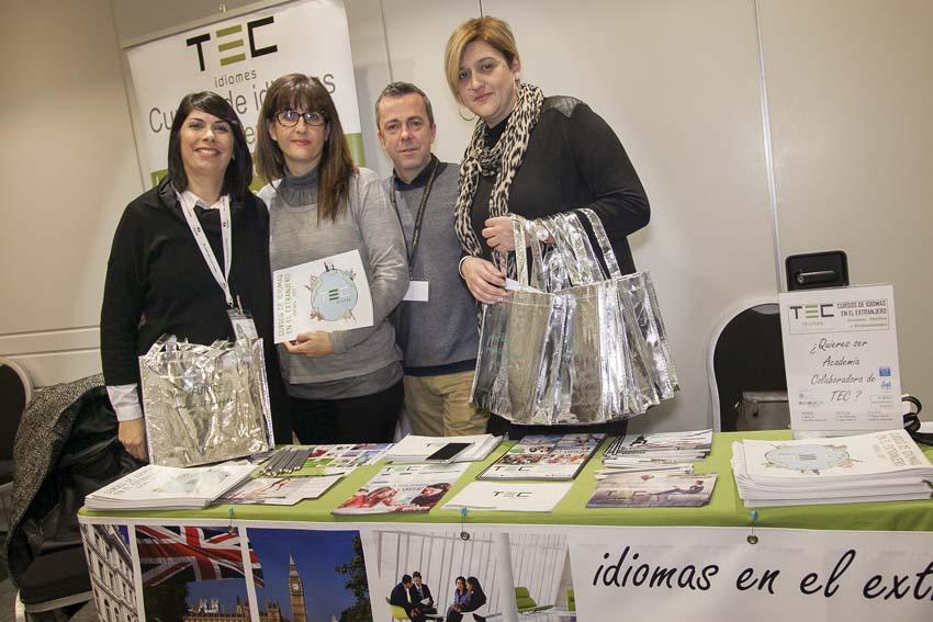 MG 0219 - Más de doscientos representantes de la enseñanza privada de idiomas se reunieron el Congreso de FECEI
