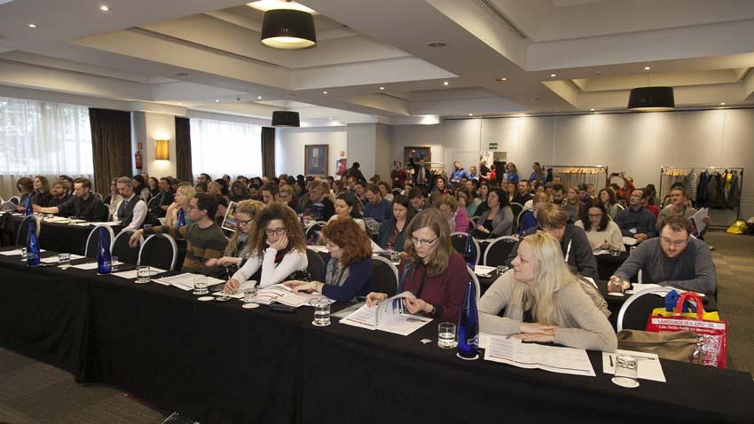 MG 0230 - Más de doscientos representantes de la enseñanza privada de idiomas se reunieron el Congreso de FECEI