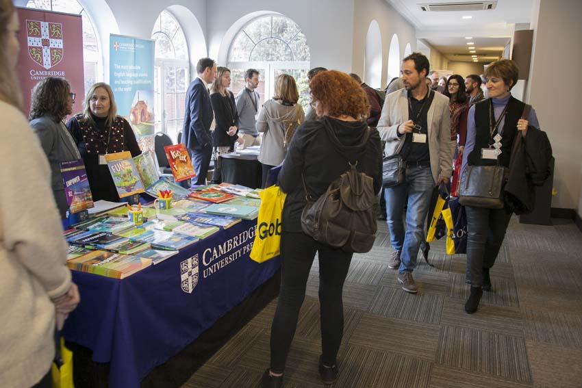 MG 0267 - Más de doscientos representantes de la enseñanza privada de idiomas se reunieron el Congreso de FECEI