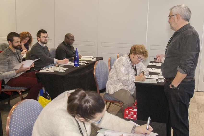 MG 0315 - Más de doscientos representantes de la enseñanza privada de idiomas se reunieron el Congreso de FECEI