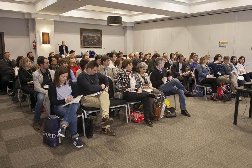MG 0327 - Más de doscientos representantes de la enseñanza privada de idiomas se reunieron el Congreso de FECEI