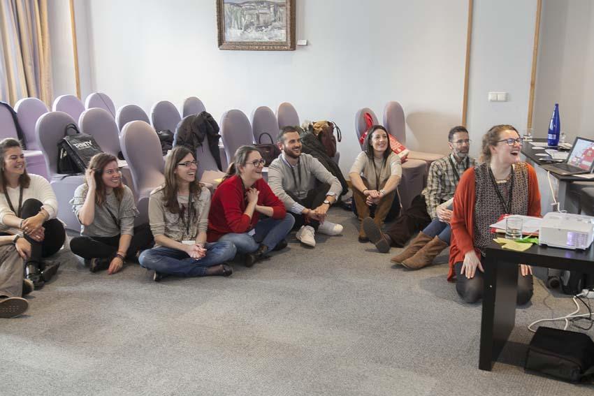 MG 0368 - Más de doscientos representantes de la enseñanza privada de idiomas se reunieron el Congreso de FECEI