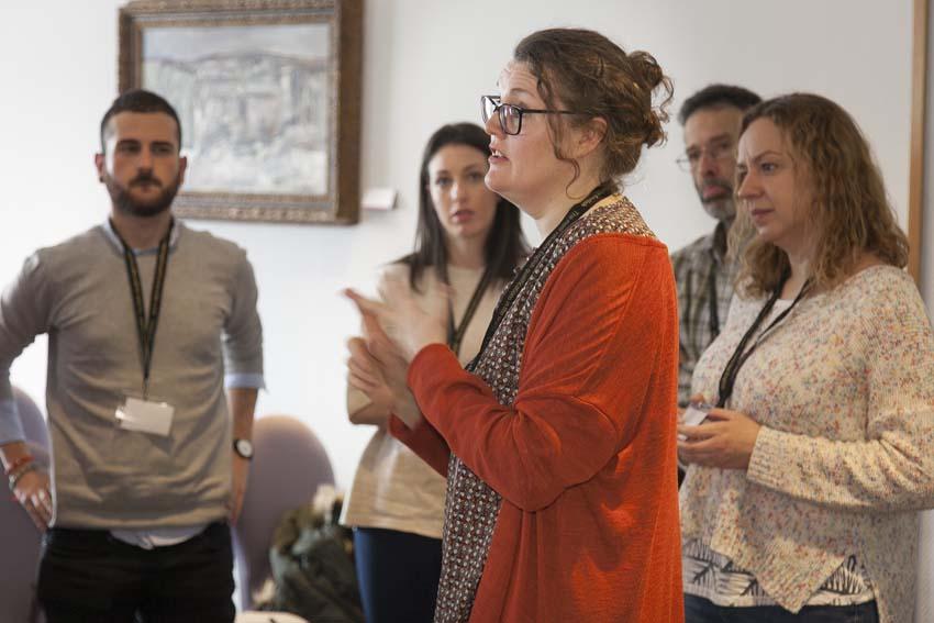 MG 0376 - Más de doscientos representantes de la enseñanza privada de idiomas se reunieron el Congreso de FECEI