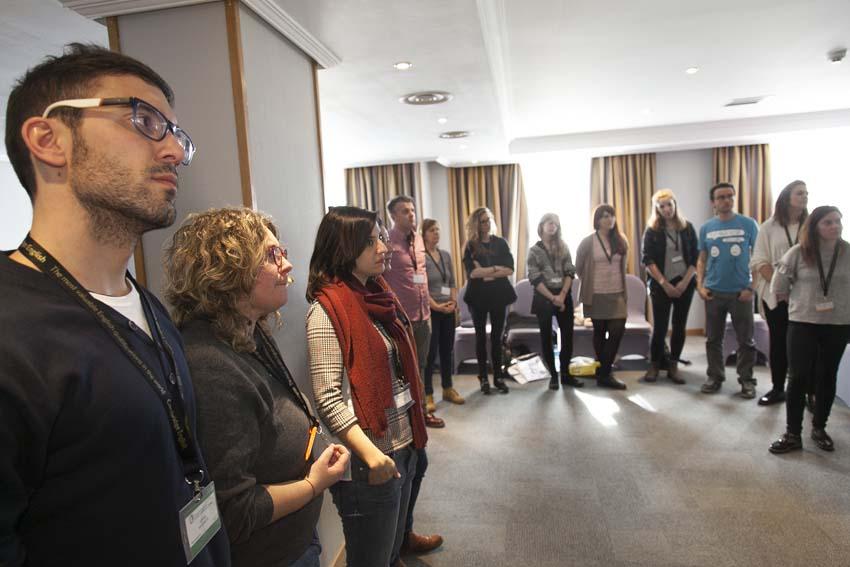 MG 0378 - Más de doscientos representantes de la enseñanza privada de idiomas se reunieron el Congreso de FECEI