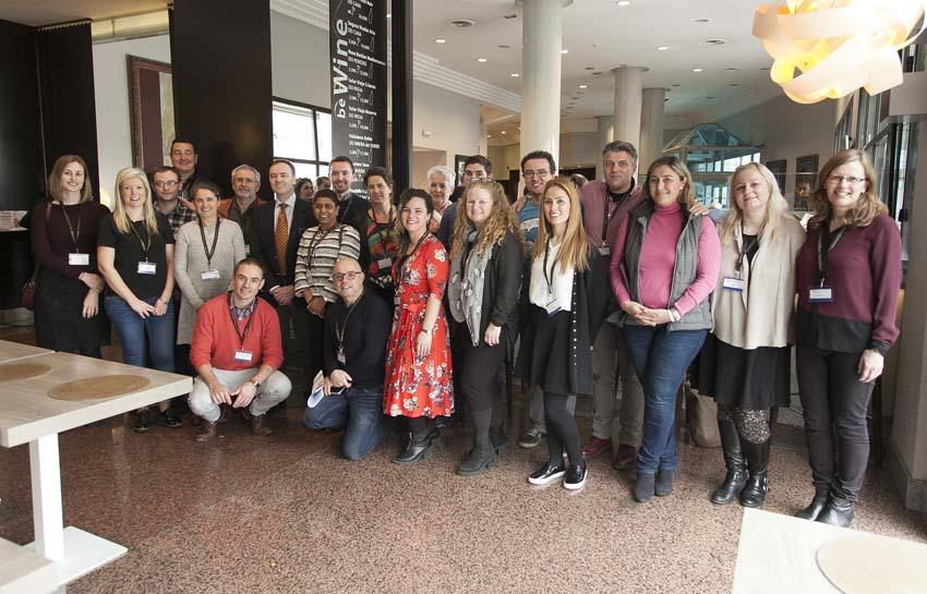MG 0476 - Más de doscientos representantes de la enseñanza privada de idiomas se reunieron el Congreso de FECEI