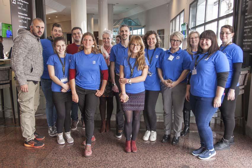 MG 0477 - Más de doscientos representantes de la enseñanza privada de idiomas se reunieron el Congreso de FECEI