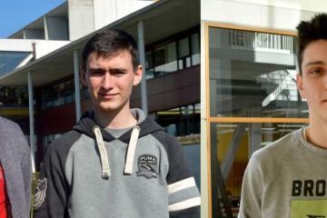 Alumnos del colegio Peleteiro premiados en olimpiadas gallegas de conocimientos