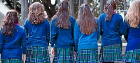 niñas colegio web 480x218 - Publica el CES el informe 03/2015 sobre competencias profesionales y empleabilidad