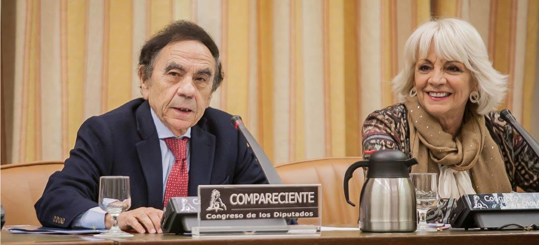 Nuñez subcomision educacion congreso diputados web - Méndez de Vigo se compromete a que si hay Pacto de Estado por la Educación hará falta una mayoría supercualificada para modificarlo
