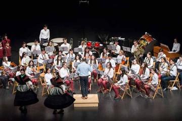 Concierto solidario del colegio Obradoiro en favor de la Cocina Económica de A Coruña