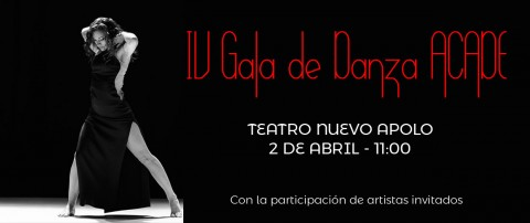 imagen de noticia de gala de danza 2017 480x202 - Adquiere tus entradas a 10 euros para la V Gala de Danza de ACADE