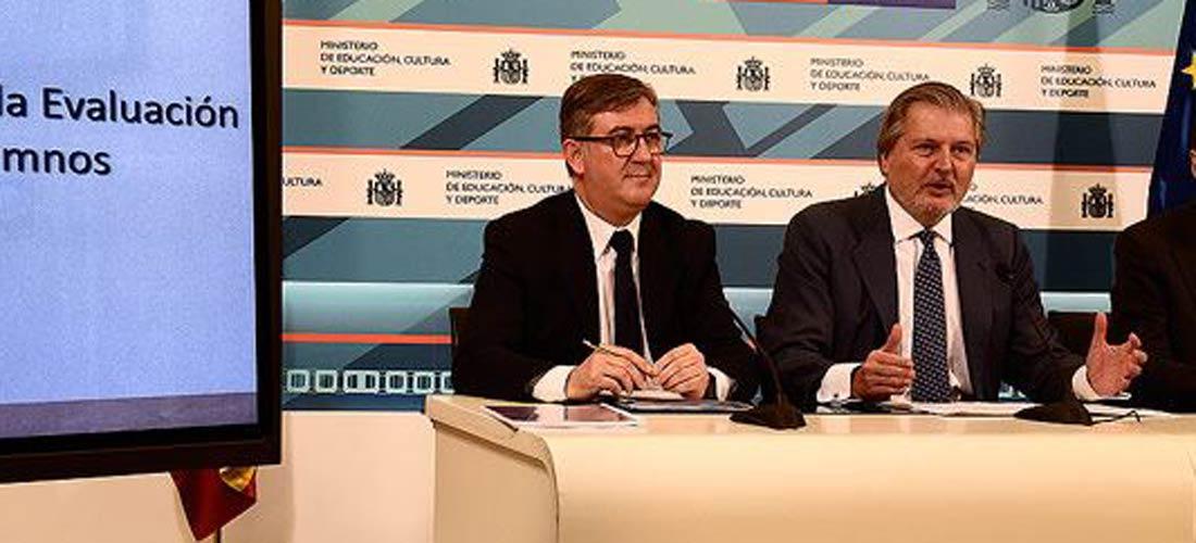 ministro educacion mesa web - Jesús Núñez y Joan Rosell presentan al ministro el Libro Blanco de la Educación de CEOE