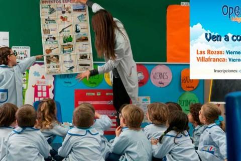 zola Open Day web 480x320 - El 24 de marzo el colegio Zola Las Rozas y el 31 en Villafranca celebran su Open Day