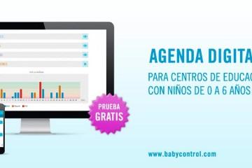 Baby Control tu Agenda Digital gratis hasta septiembre