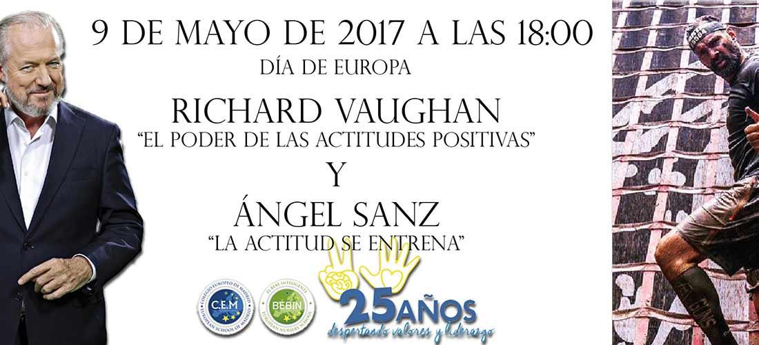 Cartel Día de Europa Colegio Europeo de Madrid web. jpg - Escuela infantil: Cómo pagar menos por 'el cole'