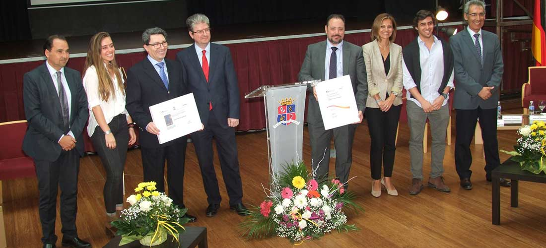 britanico de aragon web - El colegio Británico de Aragón recibe el Sello de Excelencia Europea EFQM 400+