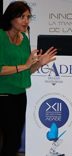 carolina hidalgo convencion infantil web3 250x539 - La transformación de la escuela infantil del siglo XXI en la Convención de ACADE