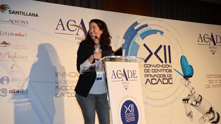 convencion acade 2017 seccion general 37 - Innovación educativa y más de 200 asistentes en la XII Convención de Centros Privados de ACADE