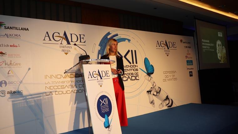 convencion acade 2017 seccion general 38 - Innovación educativa y más de 200 asistentes en la XII Convención de Centros Privados de ACADE
