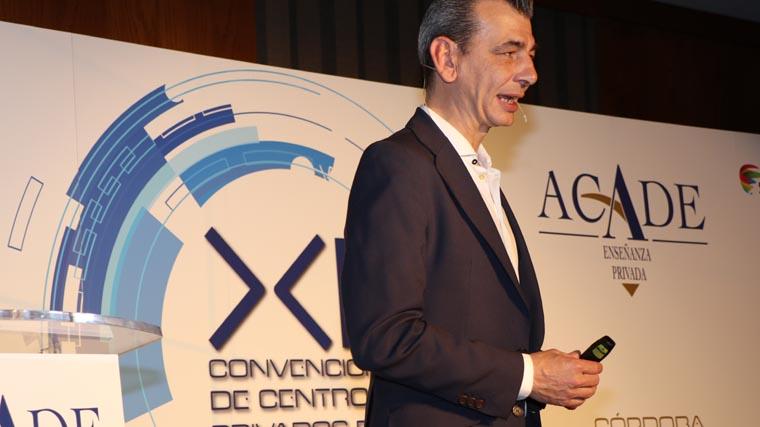 convencion acade 2017 seccion general 47 - Innovación educativa y más de 200 asistentes en la XII Convención de Centros Privados de ACADE