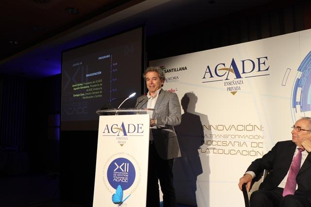 convencion acade 2017 seccion general 5 - Innovación educativa y más de 200 asistentes en la XII Convención de Centros Privados de ACADE