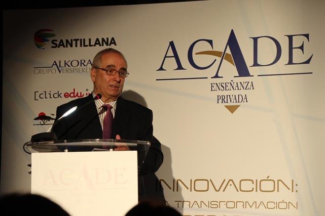 convencion acade 2017 seccion general 6 - Innovación educativa y más de 200 asistentes en la XII Convención de Centros Privados de ACADE