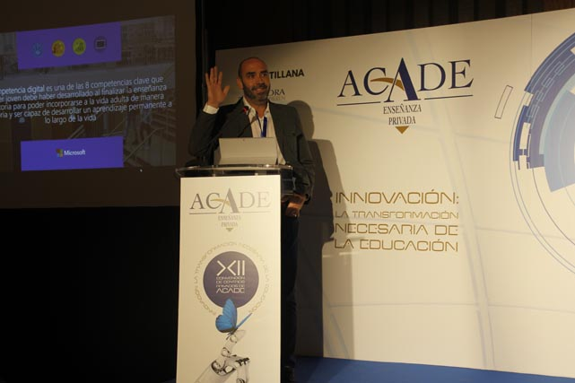 convencion acade 2017 seccion general 68 - Innovación educativa y más de 200 asistentes en la XII Convención de Centros Privados de ACADE