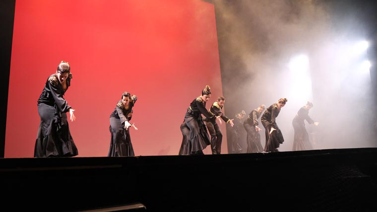 cuarta gala de danza acade 2017 87 - Reportaje fotográfico de las galas de danza