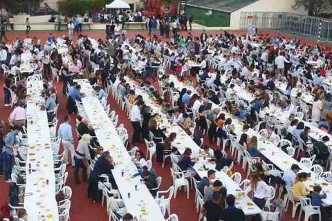 foto de noticia 50 aniversario colegio iale 480x320 - El colegio Iale congregó a más de 1.000 amigos en la celebración de su 50 aniversario