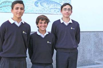 Alumnos del colegio Salliver, finalistas en la XXXIII Olimpiada de Matemáticas Thales