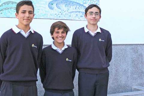 foto de noticia de alumnos de sallive finalistas en xxxiii olimpiada de matematicas 480x320 - Alumnos del colegio Salliver, finalistas en la XXXIII Olimpiada de Matemáticas Thales