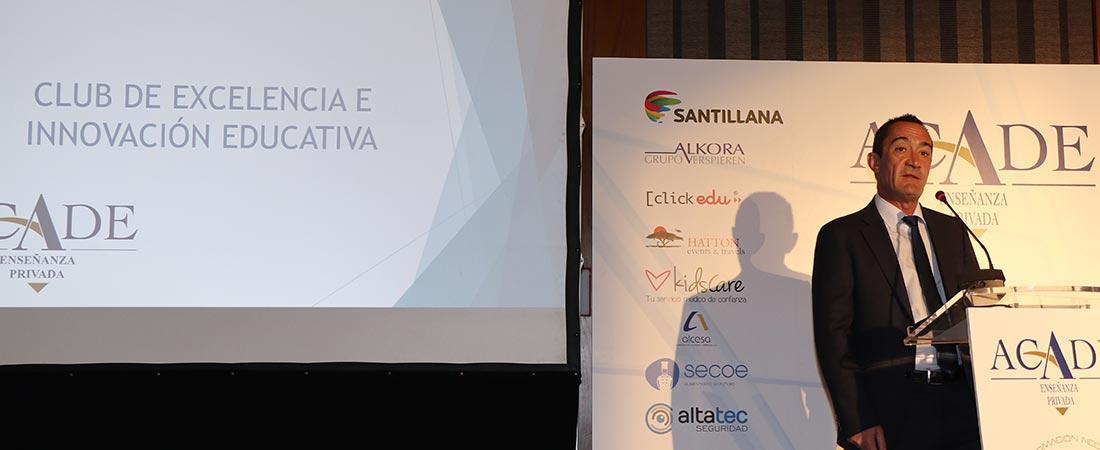 juan de santiago 110x450 web - Nacen el Club de Excelencia e Innovación y la App de ACADE