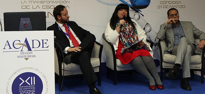 panel expertos xiii cenovencio infantil - La transformación de la escuela infantil del siglo XXI en la Convención de ACADE