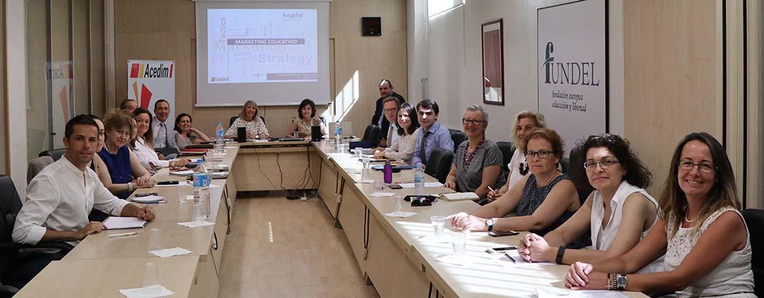 ACEDIM jornada marketin junio - Los centros de ACEDIM celebran el Día Europeo de las Lenguas