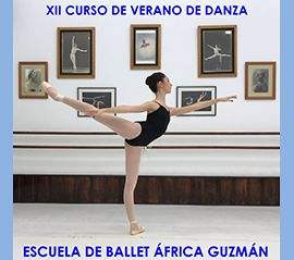 Escuela de Verano 2018 Africa Guzmán