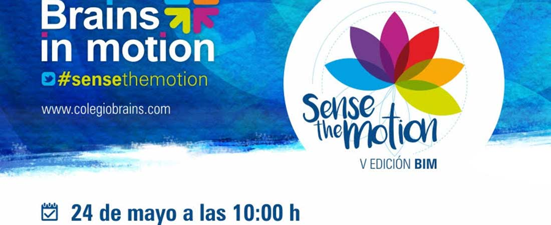 brains web - El colegio Brains International School La Moraleja y la 'Sense the Motion' con los niños hospitalizados. La cita el 24 de mayo