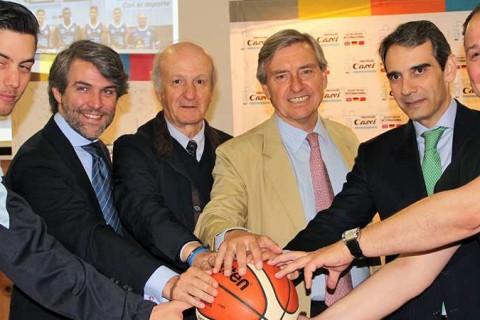 foto de noticias de liga eba eurocolegio casvi 480x320 - Equipo de baloncesto del Eurocolegio Casvi participa en fase de ascenso de la Liga EBA