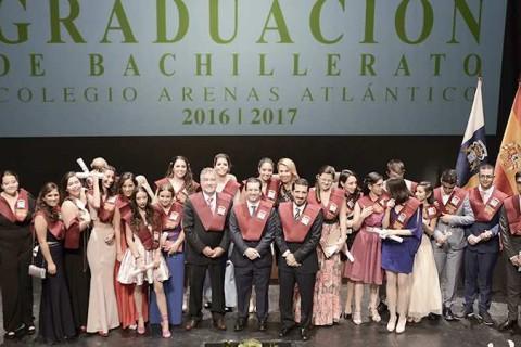 graducacion bachillerato 2017 colegio arenas 480x320 - Acto de graduación de Bachillerato Internacional del Colegio Arenas