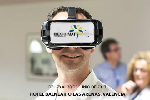 imagen de noticia de simposio imat esic 480x320 - Simposio Internacional de Innovación Aplicada (IMAT 2017) organizado por el ESIC Bussines & Marketing School el 28, 29 y 30 de junio en Valencia