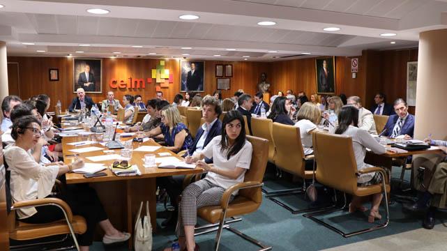 jornada excelencia innovacion galeria 2 - Éxito de la primera jornada del Club de Excelencia e Innovación de ACADE