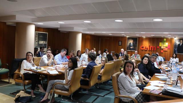 jornada excelencia innovacion galeria 6 - Éxito de la primera jornada del Club de Excelencia e Innovación de ACADE